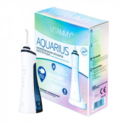 Aquarius oral irrigator