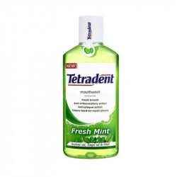 Tetradent mouthwash