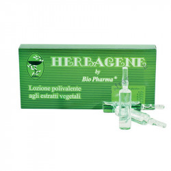 HERBAGENE ampoules for hair...